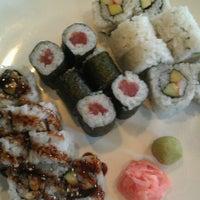 Photo taken at Sushiya by Alexandria G. on 3/6/2012