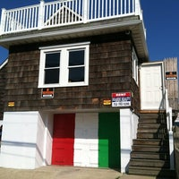 Photo taken at MTV Jersey Shore House by Beatriz R. on 8/30/2012