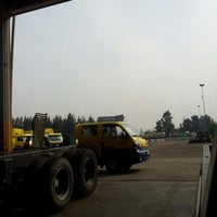 Photo taken at Estación de Transferencia de Quilicura - KDM by David O. on 8/21/2012