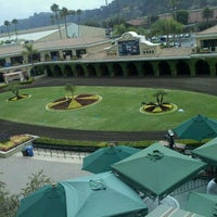 Photo taken at Del Mar Racetrack by Mitch C. on 8/21/2011