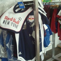 Photo taken at Upper 90 Soccer Store by Suman G. on 9/16/2011