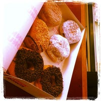 Photo taken at Dunkin' Donuts by Andres F. on 11/15/2011