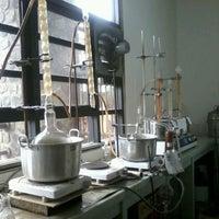 Photo taken at Gedung Yusuf Panigoro (Labtek VII) by Ilma S. on 1/13/2012