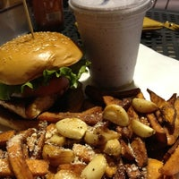 Photo taken at BGR The Burger Joint by Mike S. on 6/3/2012