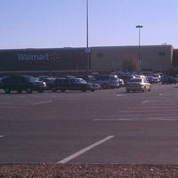 Photo taken at Walmart Supercenter by Liz B. on 12/22/2011