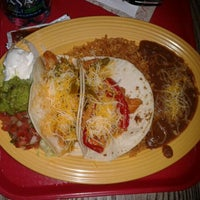 Photo taken at Cocina Cucamonga Mexican Grill by Faith U. on 11/12/2011