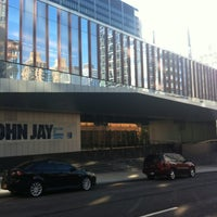 Photo taken at John Jay College - New Building by Dominique G. on 11/9/2011