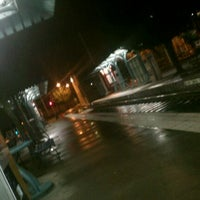 Photo taken at TriMet Gateway/NE 99th Ave MAX Station by Andrea B. on 10/4/2011