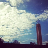 Photo taken at Von KleinSmid Center (VKC) by Angel H. on 11/11/2011