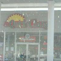 Photo taken at Quick Change by Dakota R. on 9/12/2011