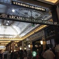 Photo taken at Starbucks by Olga*Shay on 8/12/2012