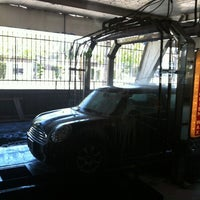 Photo taken at Olympic Car Wash by Ed B. on 8/13/2012