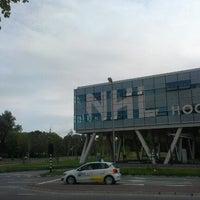 Photo taken at NHL Hogeschool by Jurgen v. on 6/29/2012