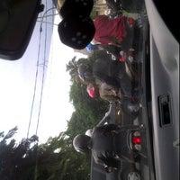 Photo taken at Lampu Merah Permata Hijau by Vania W. on 11/10/2011