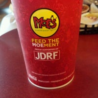 Photo taken at Moe's Southwest Grill by Kristina T. on 12/23/2011