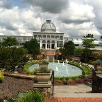 Photo taken at Lewis Ginter Botanical Garden by Marty B. on 6/6/2012