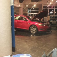 Photo taken at Tom Holzer Ford by Parker on 12/13/2011
