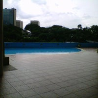 Photo taken at Desa Permai Swimming Pool by daddy h. on 11/20/2011