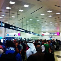 Photo taken at Arrival Terminal by Mohsin A. on 8/24/2012