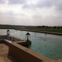 Photo taken at Golf Al Maaden by Ohmyhype on 12/28/2011