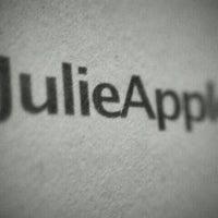 Photo taken at JulieApple Design Studio by Arthur C. on 2/11/2012
