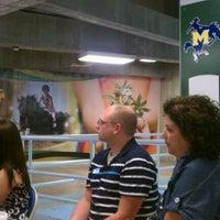 Photo taken at Burton Coliseum by Midge P. on 6/26/2012