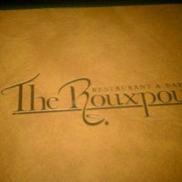 Photo taken at The Rouxpour by Tim R. on 8/18/2011