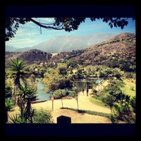 Photo taken at Las Cañadas by Cinthia P. on 7/28/2012
