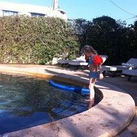 Photo taken at Ocean Vagabond Hotel by Klaus G. on 12/28/2011