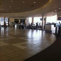 Photo taken at Birmingham-Shuttlesworth International Airport (BHM) by Patrick M. on 6/25/2012