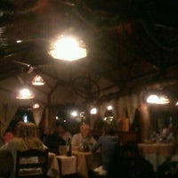 Photo taken at Restaurant La Rueda 1975 by Tio L. on 12/9/2011