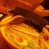 Photo taken at Men-Dokoro Ryo Tei 亮亭 by Dorothy T. on 6/3/2012