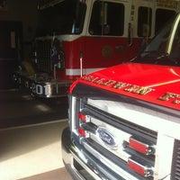 Photo taken at Baldwin Fire Dept - HQ by Chris A. on 6/17/2012