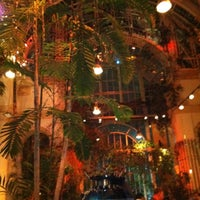 Photo taken at Palmenhaus by Robert R. on 12/1/2011