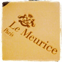 Photo taken at Le Meurice by Dan D. on 11/15/2011