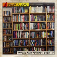 Photo taken at Logos Books & Records by Shawn H. on 8/8/2012