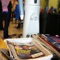 Photo taken at Lyn Hair Salon by C.Y. L. on 3/31/2012