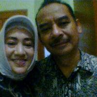Photo taken at Gedung Aula Pusdiklat MK-RI, Bekasi by Lilis M. on 4/16/2011