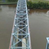 Photo taken at Burlington–Bristol Bridge by Joe R. on 12/6/2011