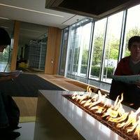 Photo taken at John E. Jaqua Academic Center by Ryan D. on 5/3/2012