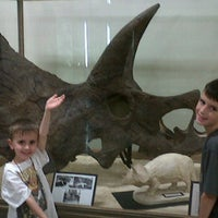 Photo taken at SDSM&T Museum of Geology by Terri V. on 10/22/2011