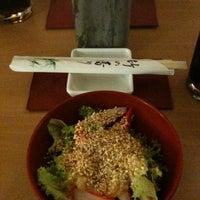 Photo taken at Edoki Sushi Bar by denkwaise on 4/26/2011