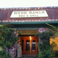 Photo taken at Wood Ranch BBQ & Grill by Robert A. on 4/14/2011