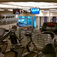 Photo taken at LA Fitness by Paul Anthony G. on 10/9/2011