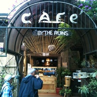 Photo taken at Café by the Ruins by Marvien D. on 5/6/2012