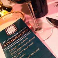 Photo taken at EB Green's Steakhouse by Yuri B. on 8/28/2011