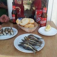 Photo taken at La Cepa Playa by Jose G. on 7/12/2012