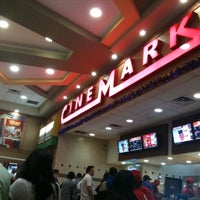 Photo taken at Cinemark by Mario G. on 11/21/2011