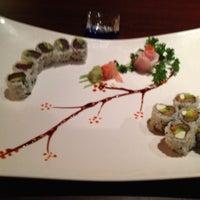 Photo taken at Red Ginger Sushi & Hibachi by Jennifer W. on 4/16/2012