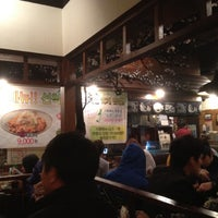 Photo taken at 피쉬&그릴 by Taylor J. C. on 3/14/2012